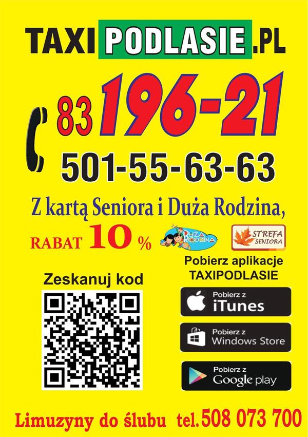 taxipodlasie Biała Podlaska