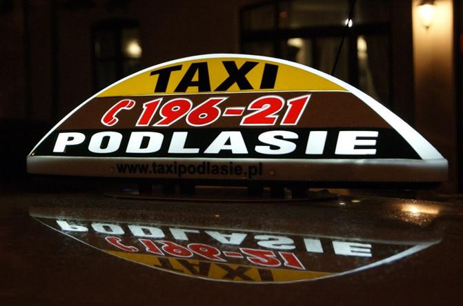 Góra Taxi Podlasie 83 196-21, 667-111-444 Taxi Biała Podlaska HN06